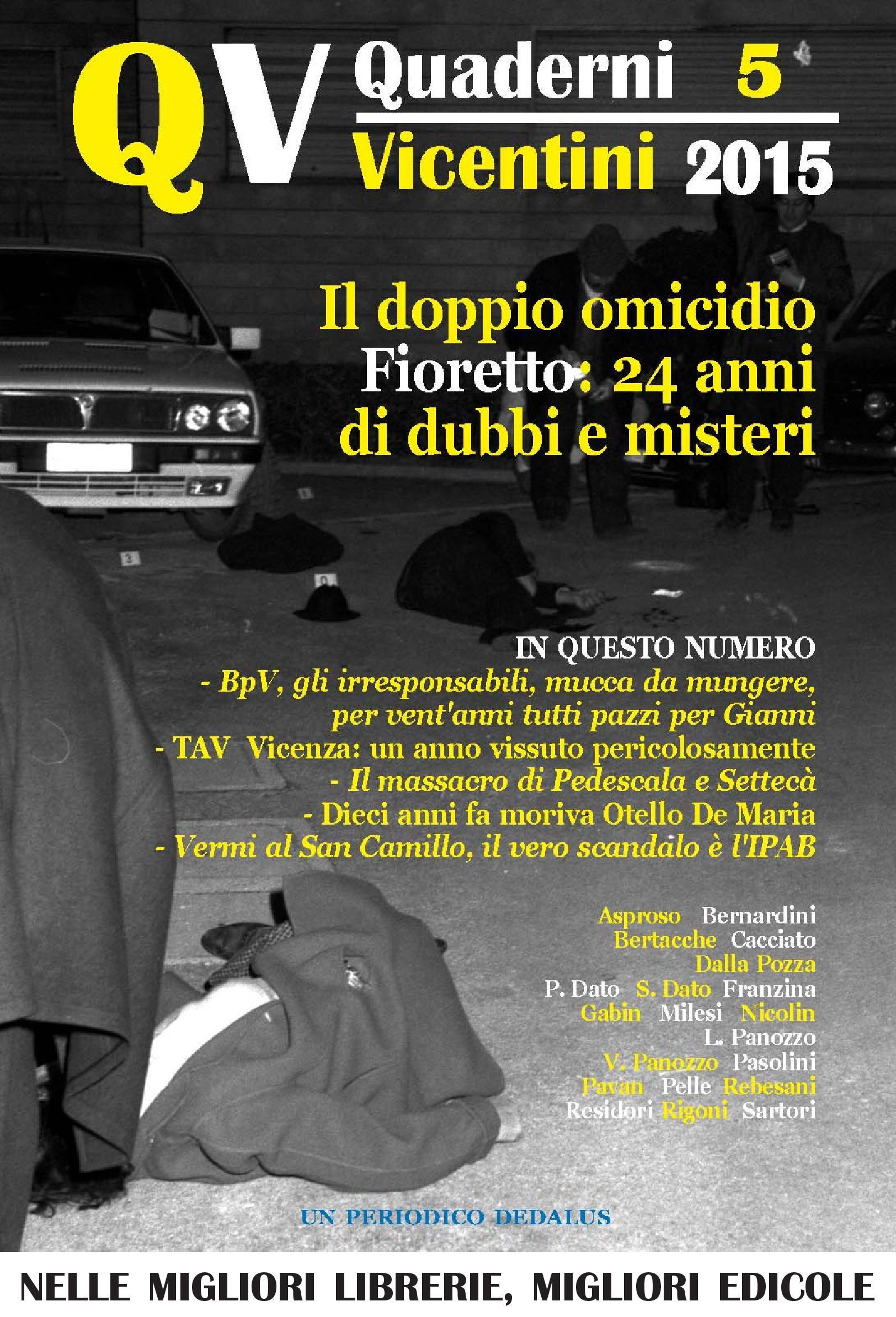 5-2015 - quadernivicentini.it - QV